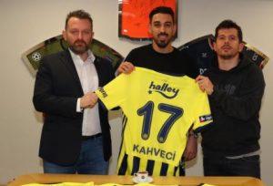 Fenerbahçe oyuncusu İrfan Can Kahvecinin kariyeri ve oynadığı takımlar