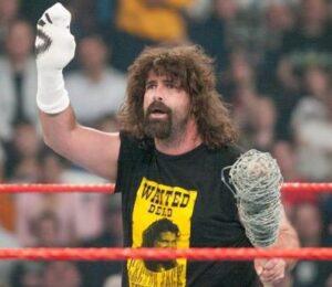 Amerikan güreşçisi Mick Foley hayatı